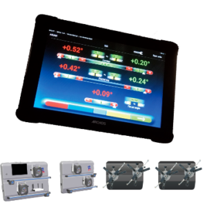 CCD Achsmessgerät RAV 2.0 WIFI